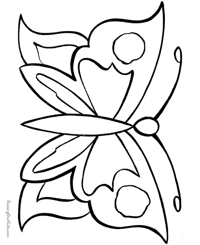 print coloring book pages - photo#12