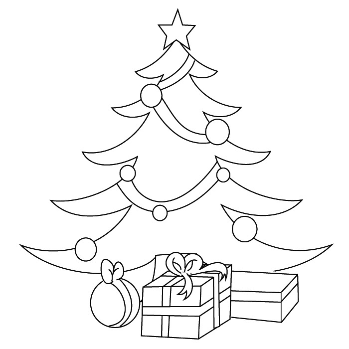 Winter Tree Coloring Page Az Coloring Pages Winter Tree Coloring Page
