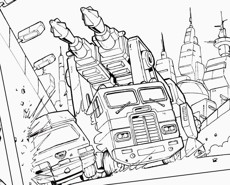 Starscream coloring pages coloring pages for Starscream coloring page