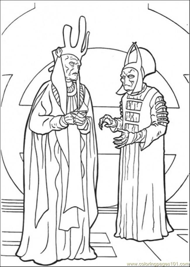 star wars character coloring pages - photo#22