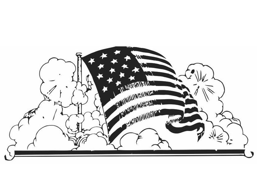 Flag Of Haiti Coloring Page Coloring Home Haiti Flag Coloring Page