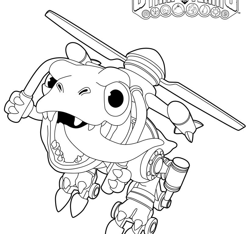 trapping coloring pages - photo#7