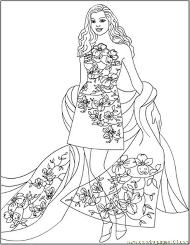 fantasy coloring pages online - photo#20