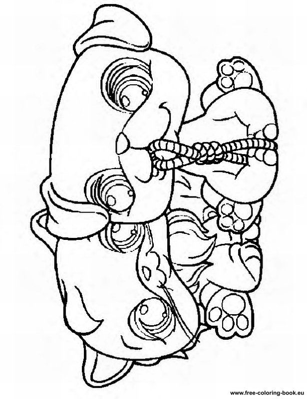 cake shop Colouring Pages