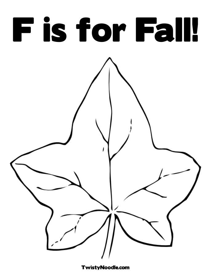 leaves shapes Colouring Pages (page 2)