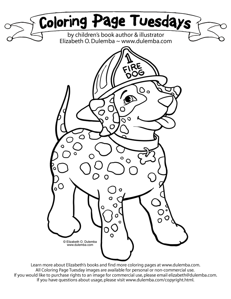 kids fire prevention coloring pages - photo#7
