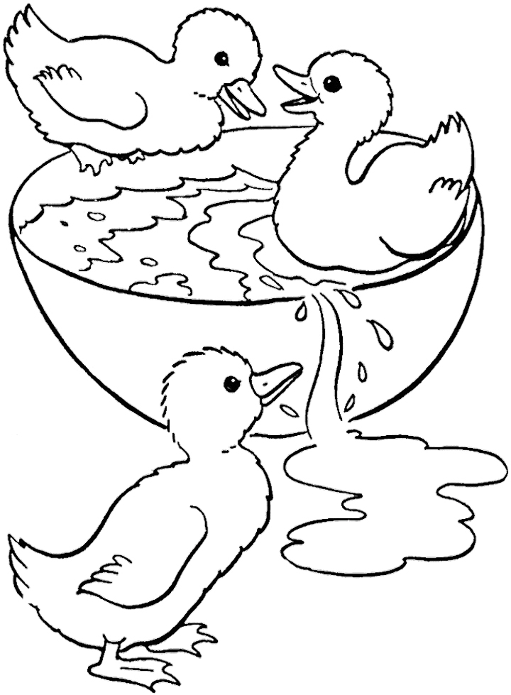 coloring pages swimming - photo#14