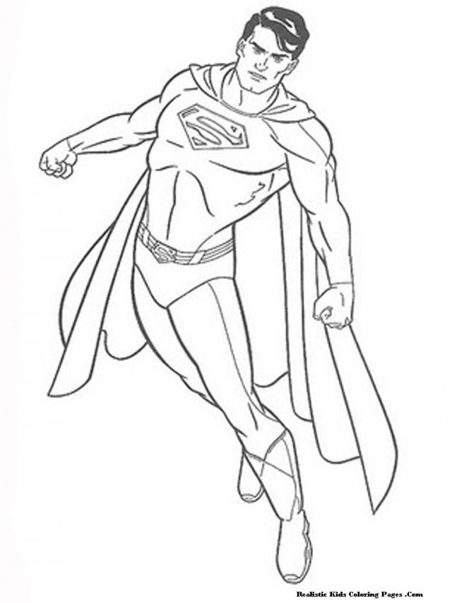 Mr freeze coloring pages coloring home for Man of steel coloring pages