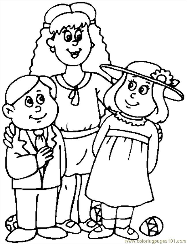 Clothes Coloring Coloring Home Coloring Pages Clothes