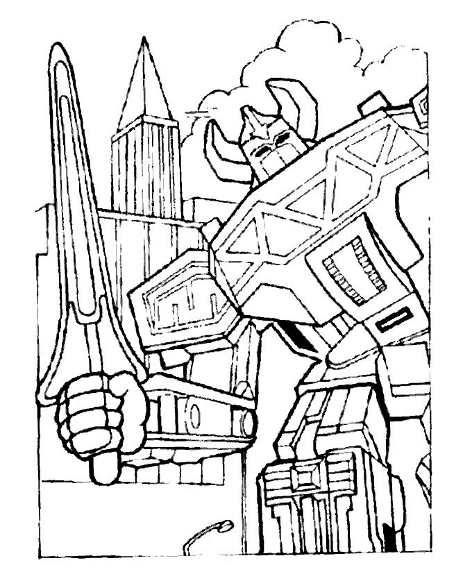 Powers Rangers Coloring Pages Power Rangers Coloring Pages