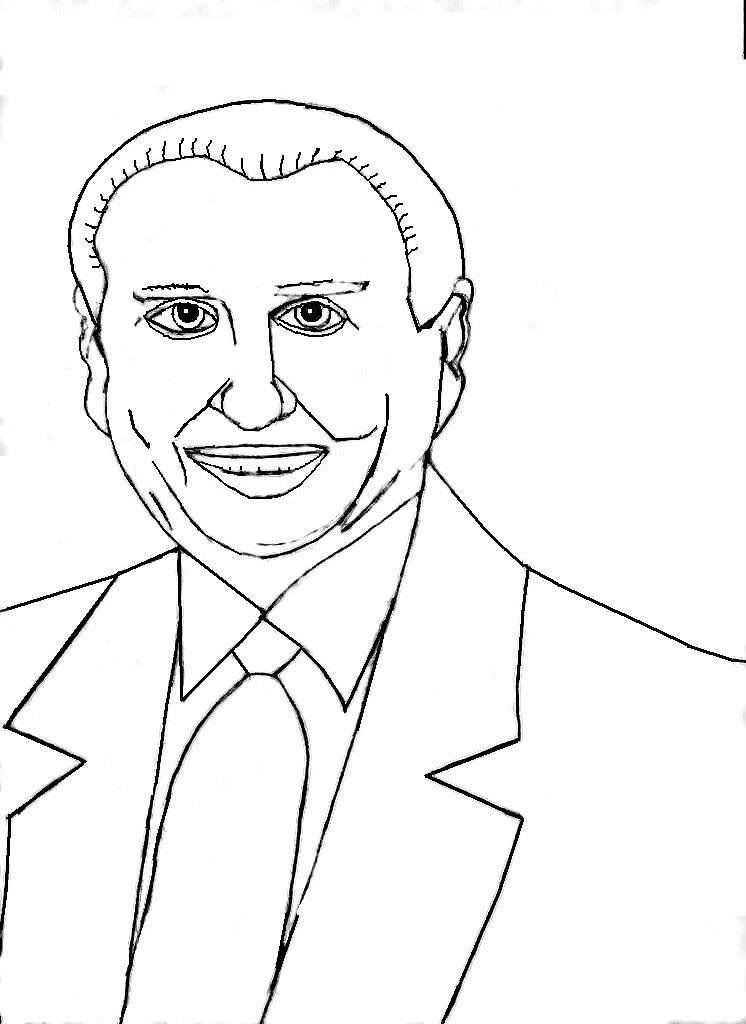 President Monson Coloring Page Az Coloring Pages S Monson Coloring Page