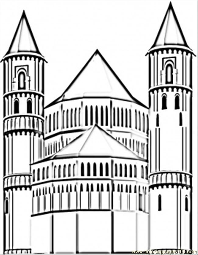 bavarian coloring pages - photo#39