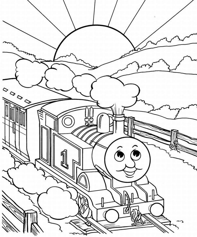 thomas and friends coloring coloring home