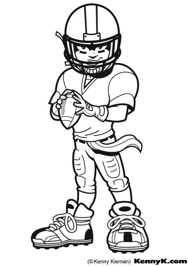 Florida Gators Coloring Page Twisty Noodle 620x875px Football Picture