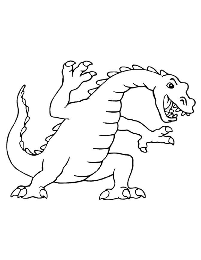 Dragon Coloring Pages | Colouring pages | #8 Free Printable