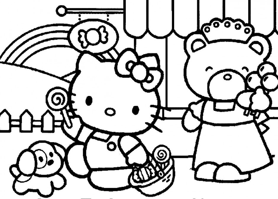 Hello Kitty And Friends Pictures