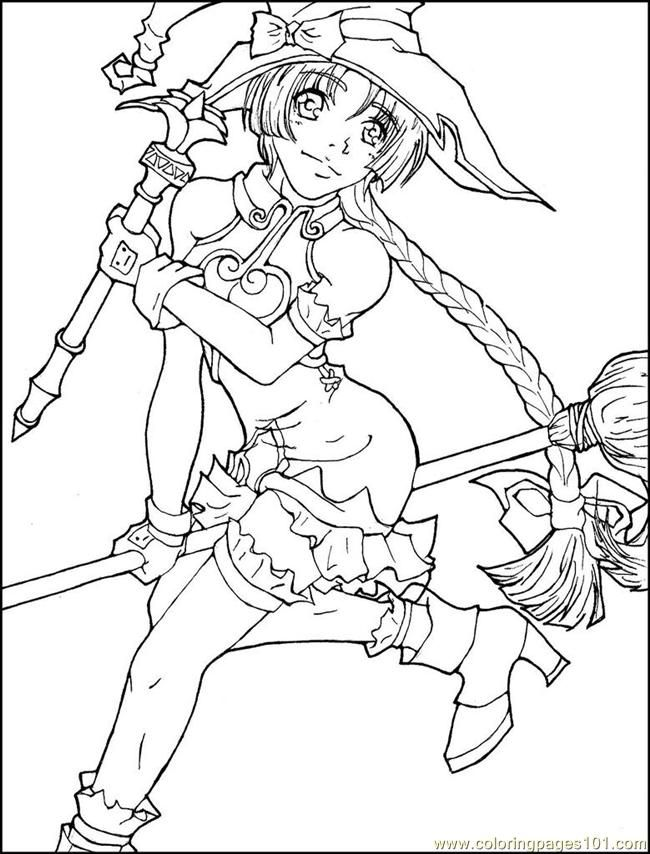 Gallery For gt Anime Line Art Coloring Pages