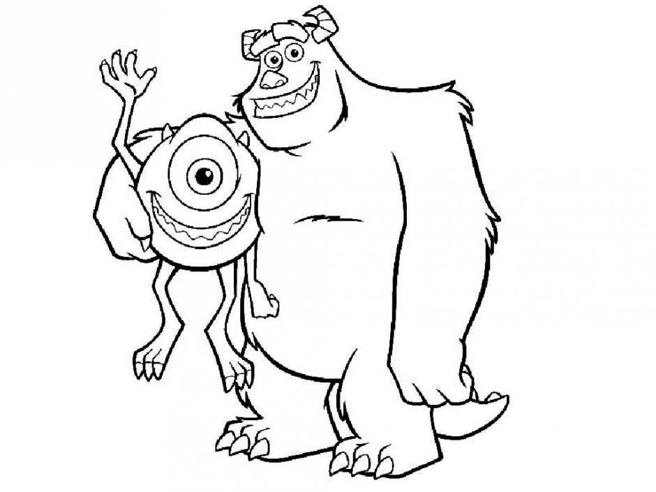 bigfoot printable coloring pages - photo#16