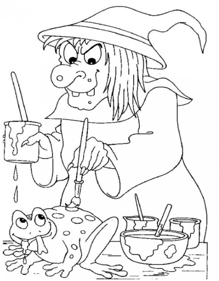 funny coloring pages for adults - fun halloween coloring pages coloring home