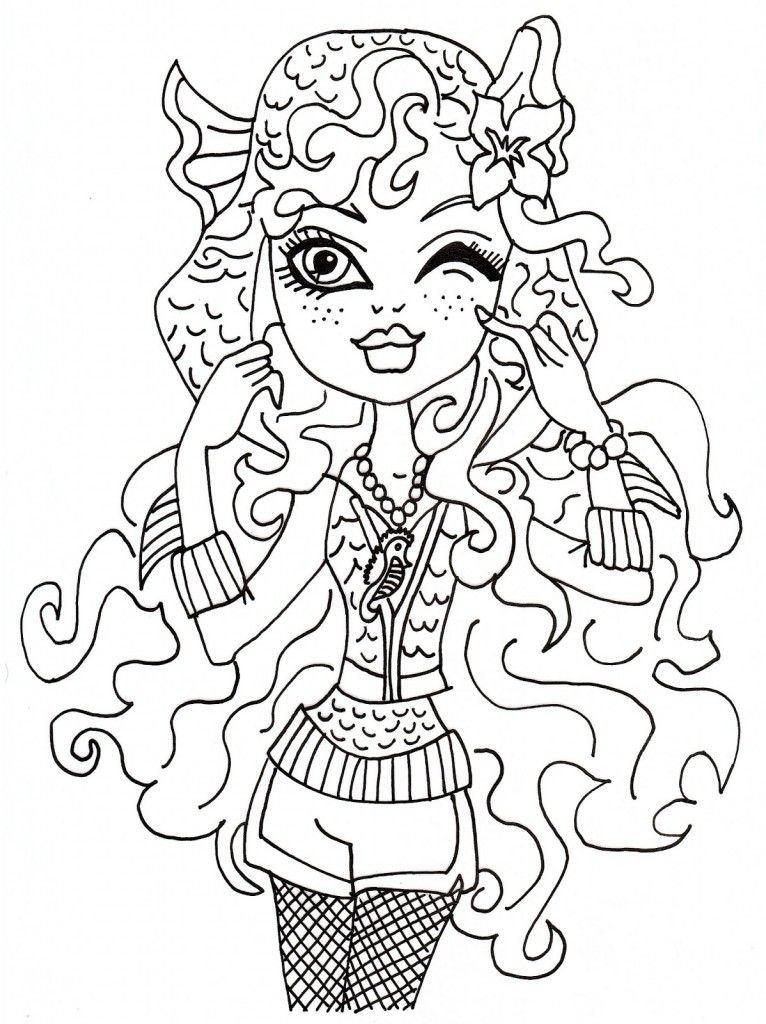 lagoon coloring pages - photo#23