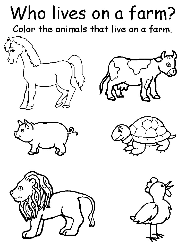 kids fun coloring pages printables - photo#9