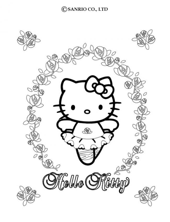 - Hello Kitty Coloring Pages That You Can Color On The Computer - Coloring  Home