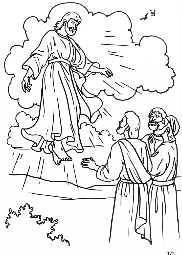 catholic coloring pages for children - photo#26