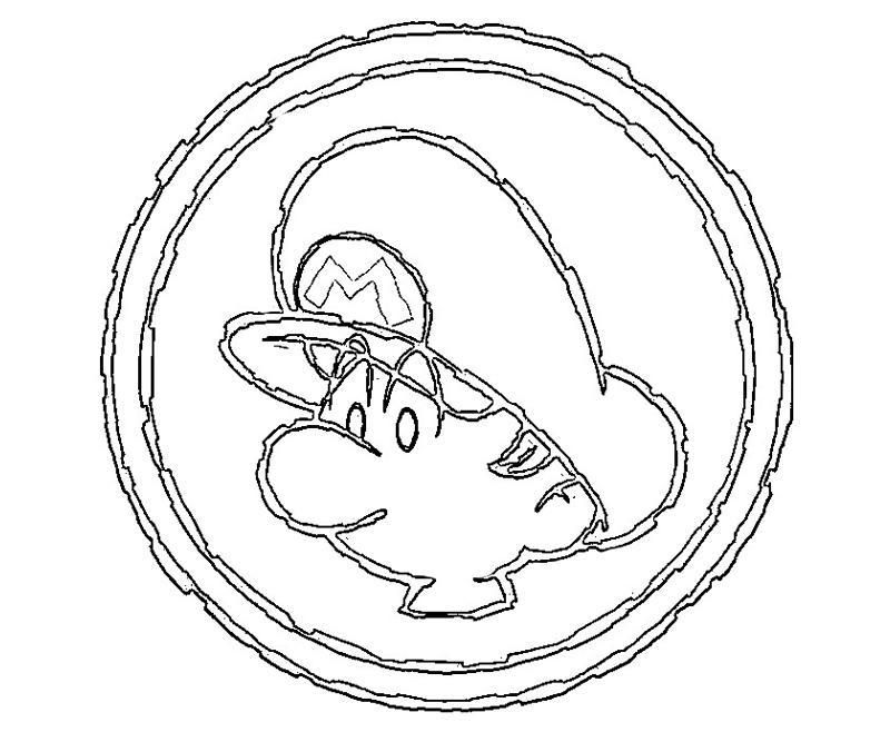 coins coloring pages - photo#34