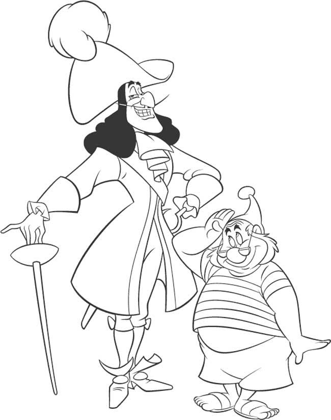 Coloring Pages Disney Villains : Disney villains coloring pages az