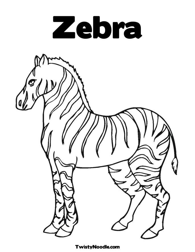 Zebra coloring sheets coloring home Coloring book zebra