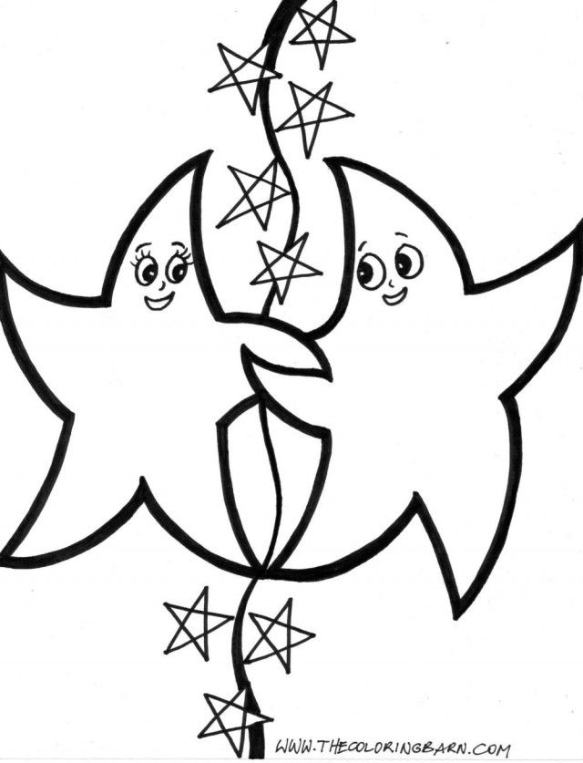 Little twin stars coloring pages coloring home for Little twin stars coloring pages
