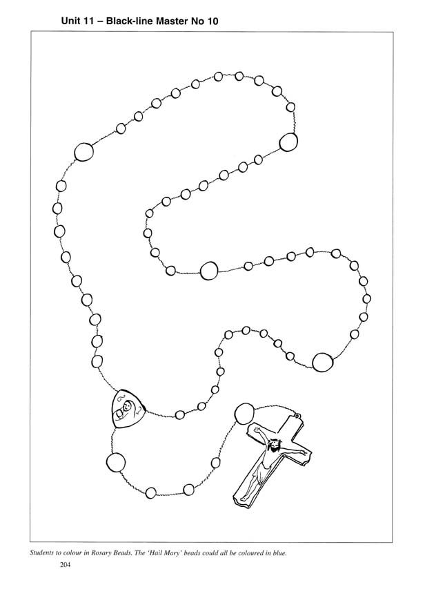 Worksheets Parts Of The Rosary Worksheets rosary coloring pages eassume com redcabworcester redcabworcester