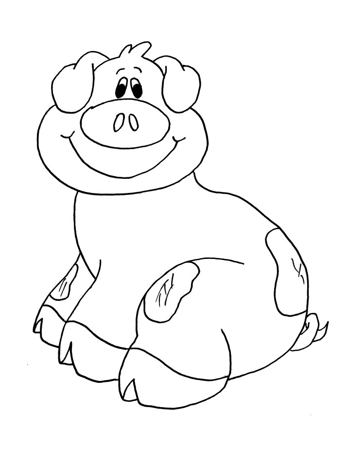 Pigs 999 coloring pages az coloring pages for 999 coloring pages
