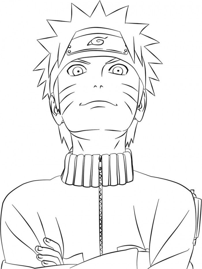 Naruto Coloring Pages Pdf : Naruto shippuden coloring pages printable az