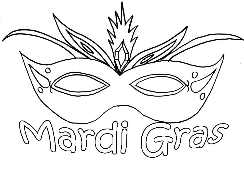 Mardi Gras Masks Coloring Pages Az Coloring Pages Mardi Gras Coloring Pages