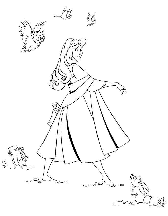 Disney Sleeping Beauty Coloring Pages Az Coloring Pages Disney Princess Coloring Pages Sleeping