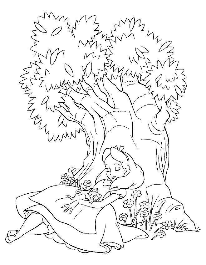 places coloring pages - photo#31
