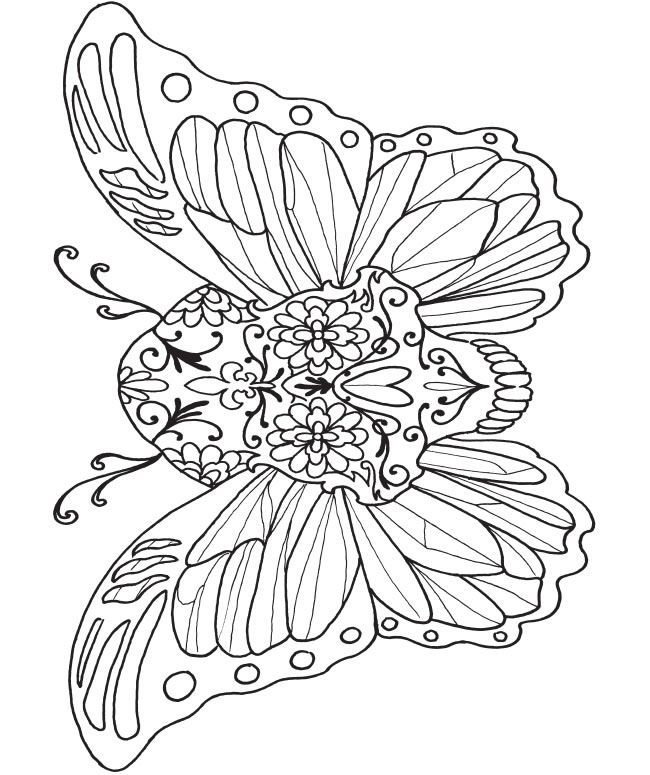 creative designs coloring pages - photo#17