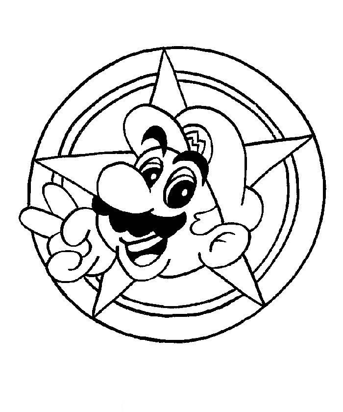 Mario coloring pages | color printing |colouring pages | coloring