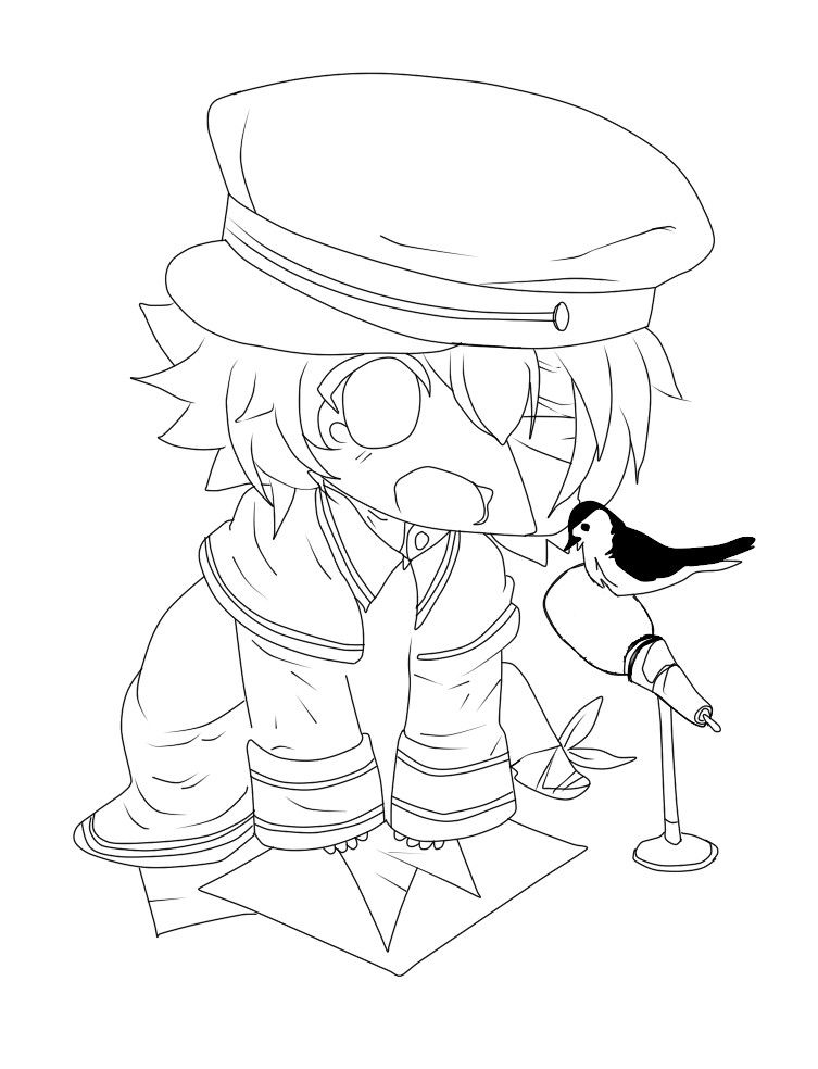 Vocaloid Coloring Pages Coloring Home Vocaloid Coloring Pages