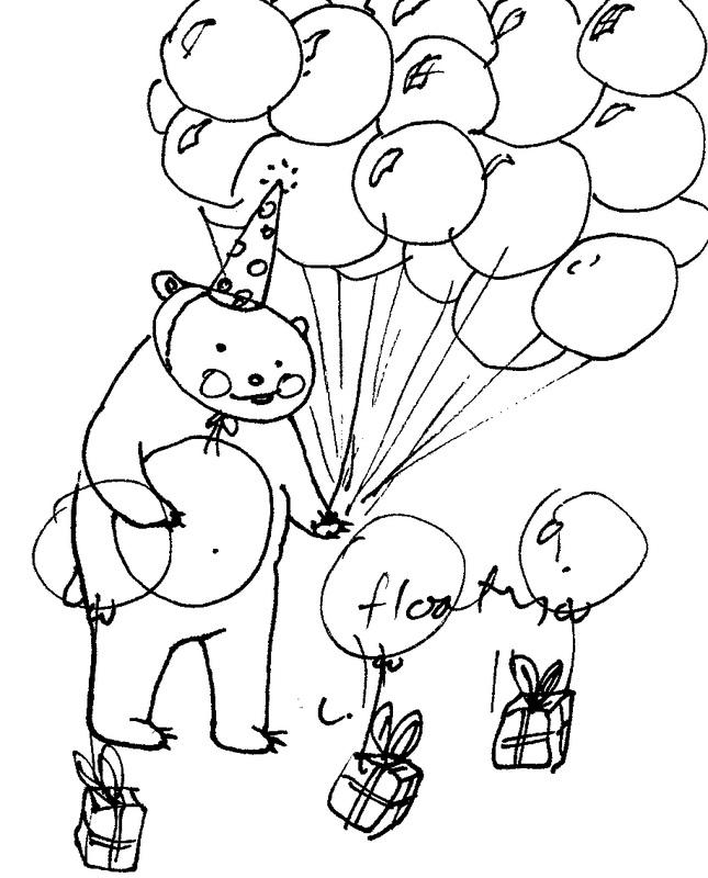 binou coloring pages - photo#32