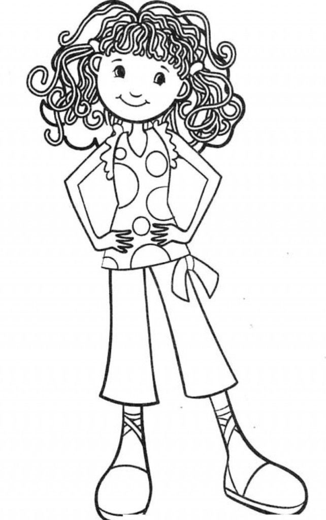 Groovy Girl Coloring Pages Coloring Home Groovy Coloring Pages