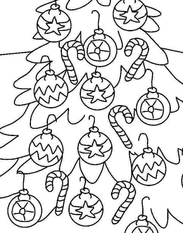 christmas coloring pages for girls - photo#23