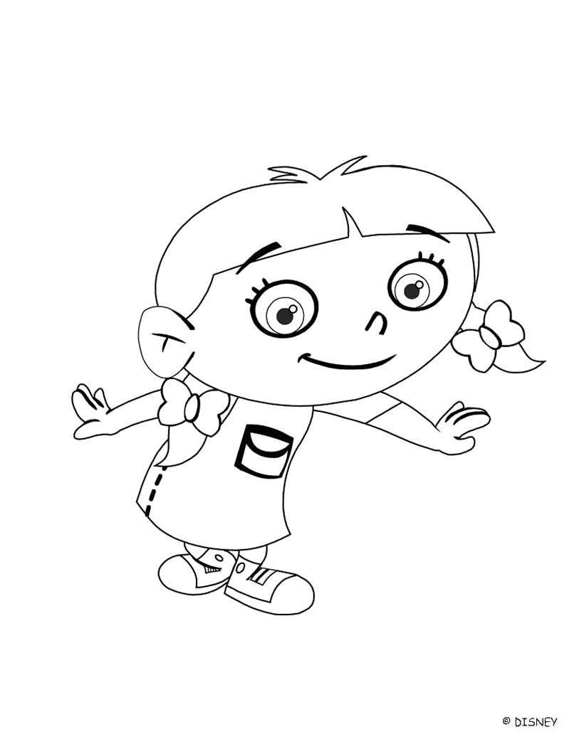 einstines coloring pages - photo#10