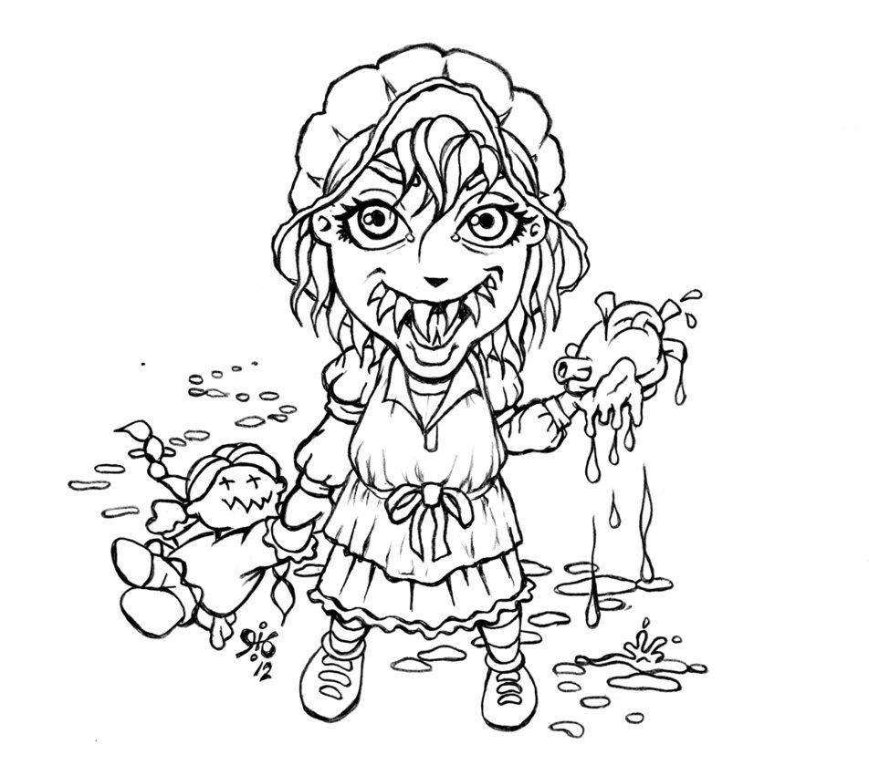 prioneer coloring pages - photo#30
