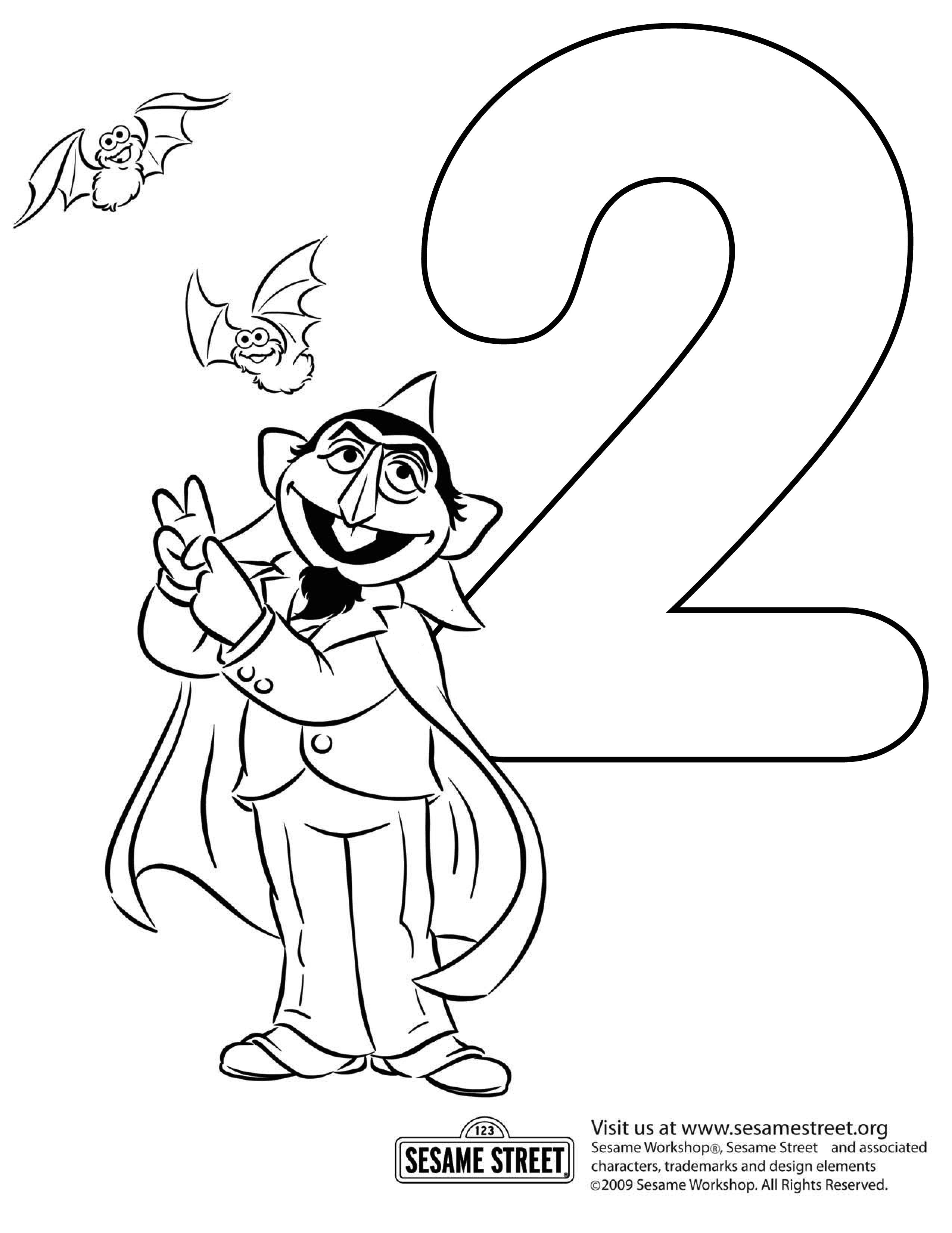 Art: Sesame Street | PBS Kids #MPBAmGrad Find coloring pages for ... | 3300x2550