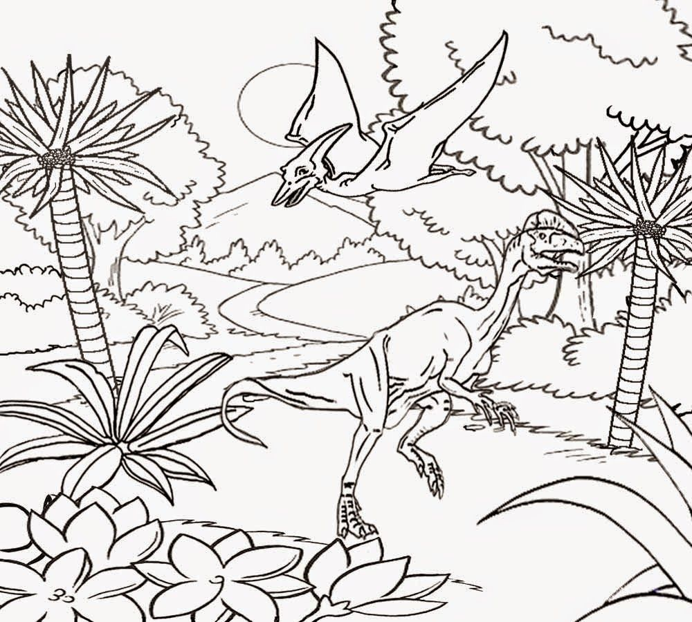 Coloring Pages Easy Ecology Coloring Home