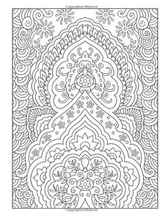 Free Mehndi Coloring Pages  Coloring Home