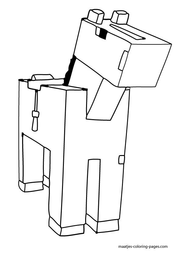 Minecraft Skins Coloring Pages - Coloring Home