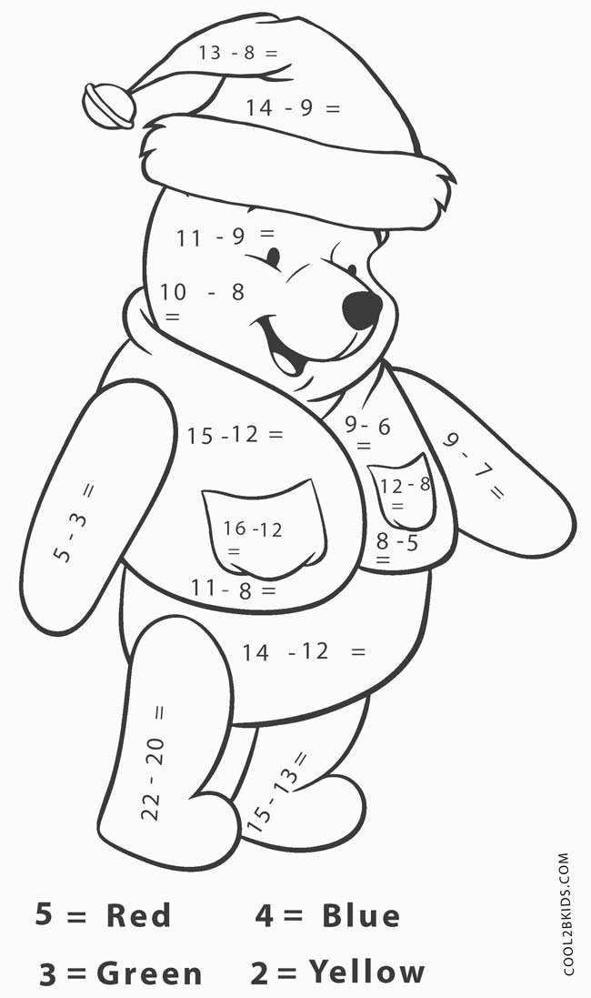 Maths Coloring Pages Coloring Home
